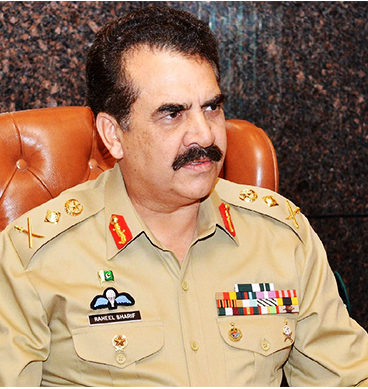 Raheel Sharif Confirms Death Warrants Of 10 Terrorists