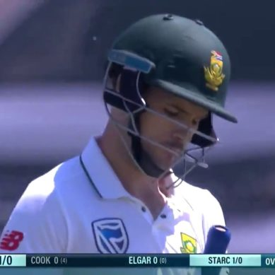 Australia vs South Africa – Day 1 (Session 1)  HIghlights