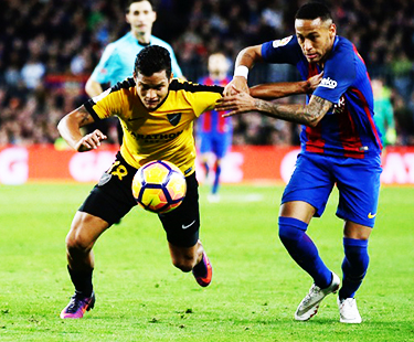 Barca, City Look To Seal Champions League Knockout Spots