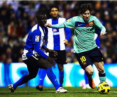 UEFA: Hercules Vs Barcelona Preview