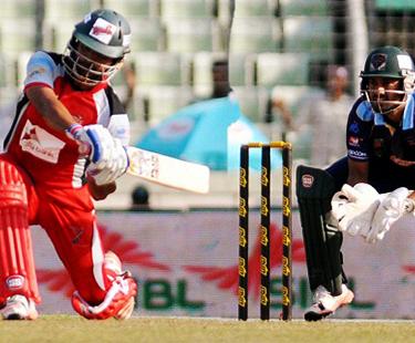 BPL: Chittagong Vikings Beat Khulna Titans