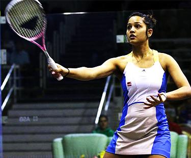 Egypt Beat India In World Women's Squash Championship