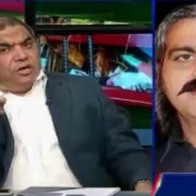 Hanif Abbasi And Ali Amin Gandapur Go Insane