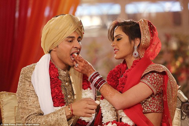 Indian Tycoon Spends Millions On Wedding