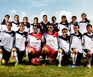 Karachi United's Women Football Team Debut