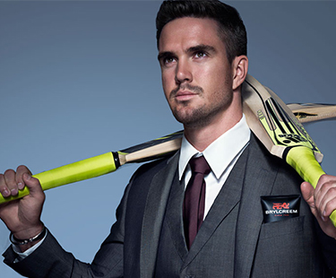 Batting Tips From Kevin Pietersen