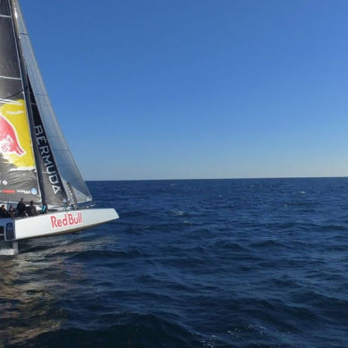 Mission To 'Fly On Water' Pushes Jimmy Spithill