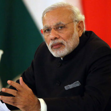 PM Modi Extends Birthday Wishes To PM Nawaz