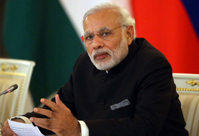 'Water Belonging To India Cannot Go To Pakistan,' Says Modi