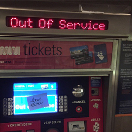 San Francisco: Cyber Attackers Hack Muni's Fare System