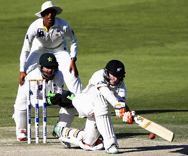 Pakistan Vs New Zeland 2nd Test Day 1