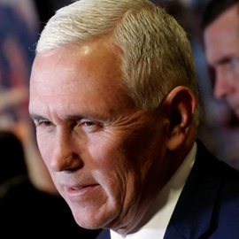 Pence: 'I Wasn't Offended' By Hamilton