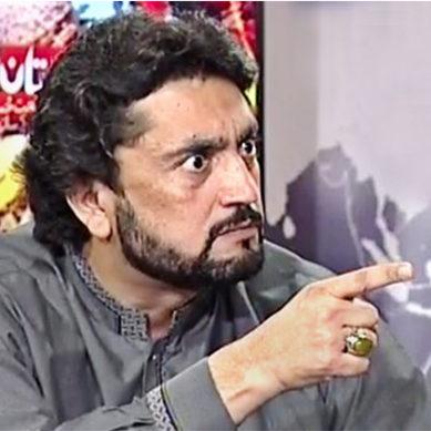 Shehryar Afridi Bashes Asif Kirmani