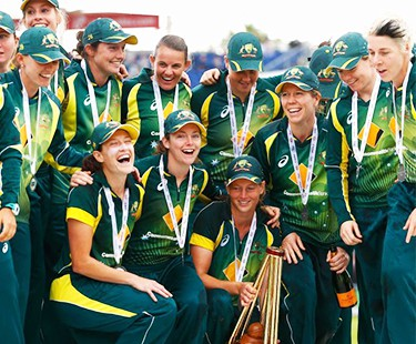 Southern Stars Steal Series By Win Over Proteas