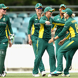 Southern Stars Take Series Lead Over Proteas