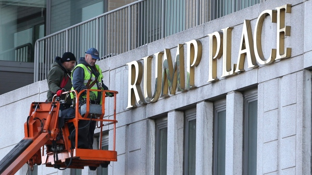 Trump's Name Removed From 3 Luxury Apartment Buildings