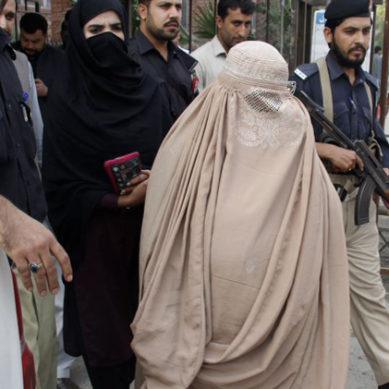 Pakistan To Deport 'Afghan Girl'