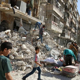 Syrian Army Advances Into Rebel Aleppo
