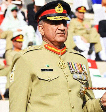 General Bajwa Vows Not To Disappoint