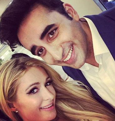 Bilawal Bhutto Meets Paris Hilton