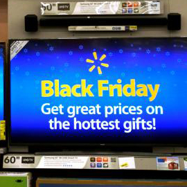 Retailers Push Early Start To Black Friday Sales