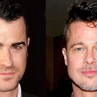 Justin Theroux Insults Brad Pitt
