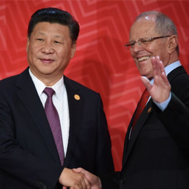 China Signs New Trade Deals With Peru