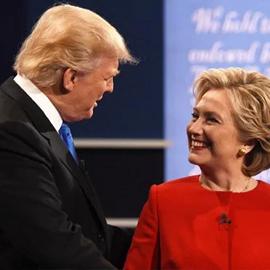 Donald Trump Slams Clinton