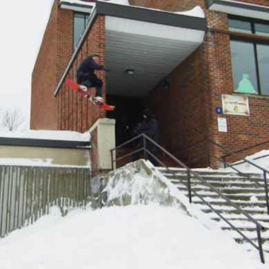 Conquering the Roof-to-Rail Gap