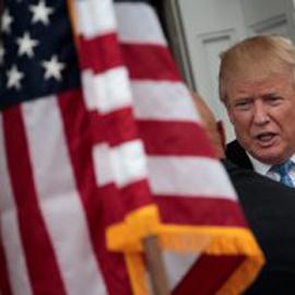 Burn The Flag, Go To Jail: Donald Trump