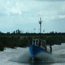 Charter Boat Capsizes In Kaipara Harbour