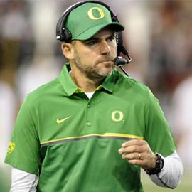 Mark Helfrich Fired By Oregon Ducks