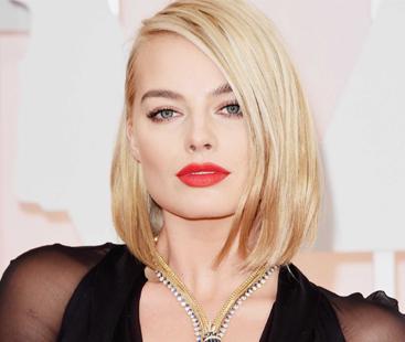 Brad Pitt Crushing On Margot Robbie