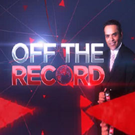 Off The Record – 16 November 2016