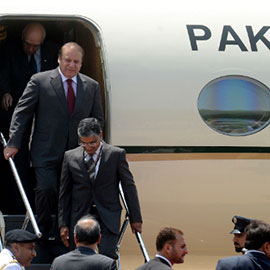 Nawaz's LON-LHR VVIP Flight Cost Rs 29.7M