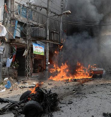 Peshawar Blast Kills Three Officials