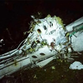 Plane Carrying Brazilian Football Team Crashes In Colombia