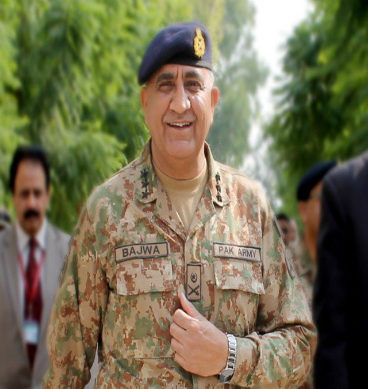 General Qamar Javed Bajwa Chosen As New Army Chief