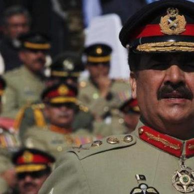 Raheel Sharif: Modi Is Aware Of Pak Army's Strength