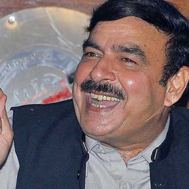Sheikh Rasheed's Off-Camera Words