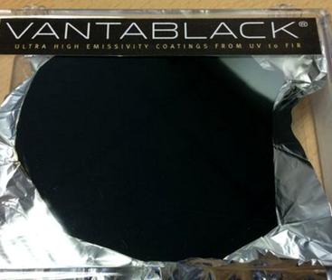 The Darkest Material Ever Made: Vantablack