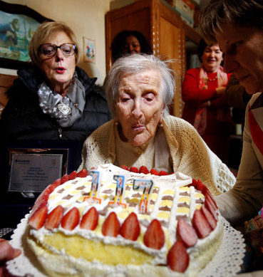 World's Oldest Known Woman Turns 117