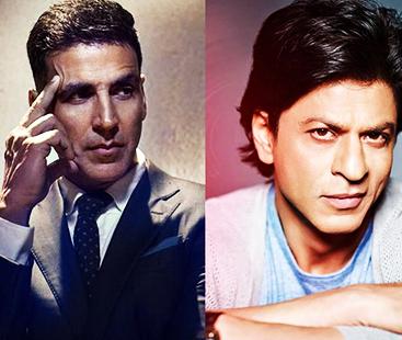 Akshay Kumar Scared Of Shah Rukh Khan?