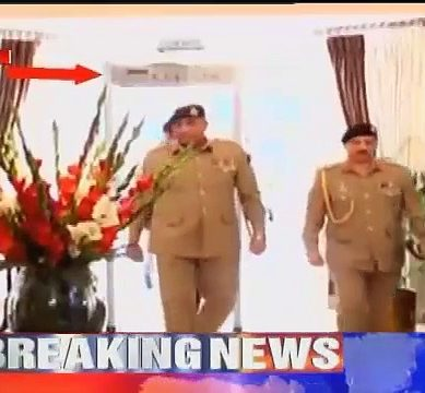 This Is What Nawaz Sharif Did With COAS Javed Bajwa