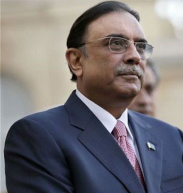 Asif Zardari says he fully supports Fazl-ur-Rehman's 'Azadi March'