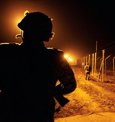 India Opens Unprovoked Fire Again At LoC