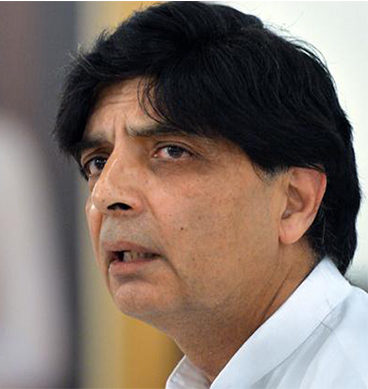 Red Warrant Will Be Issued Against MQM Chief Before 15 June: Chaudhry Nisar