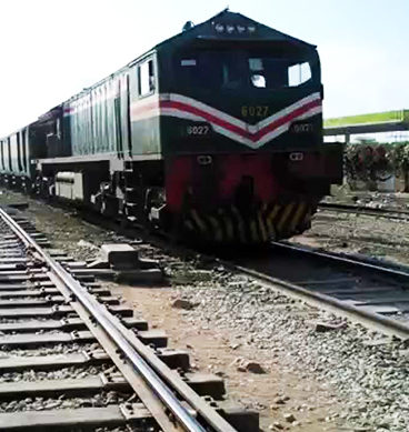 Circular Train To Be Started In Karachi