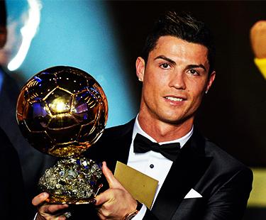 Cristiano Ronaldo Wins FIFA Best Player Award 2016