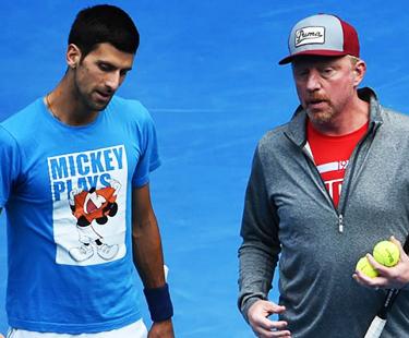 Djokovic Splits With Coach Boris Becker After 3 years